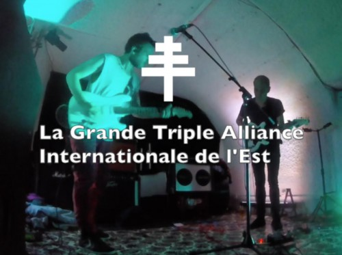 LA GRANDE TRIPLE ALLIANCE INTERNATIONALE DE L'EST 1