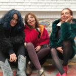 NYX(SOPHIE AGNEL, ANGELICA CASTELLOISABELLE DUTHOIT) (trio)BARRE PHILLIPS (solo)
