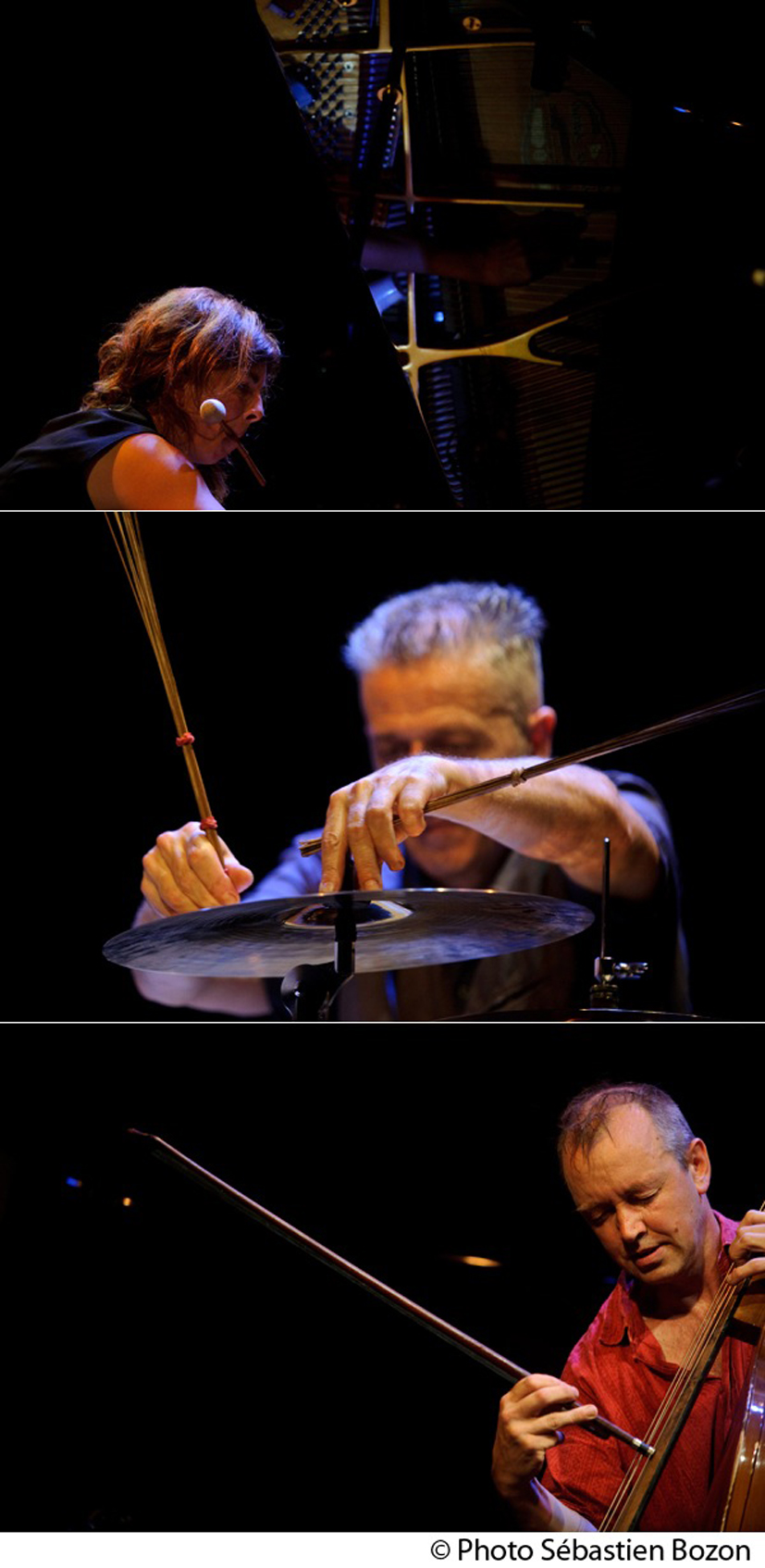 Ornette Coleman Paris Concert