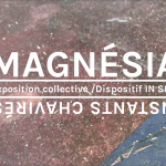 MAGNESIAExposition collective des 4°2Dispositif In Situ (cg93)Projet mené par CAPUCINE VEVER au collège Lenain de Tillemont